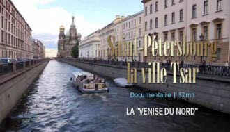 Saint-Petersbourg la ville tsar [TVRip]